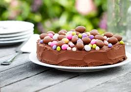 chocolate easter cake recipe quick and easy at countdown co nz