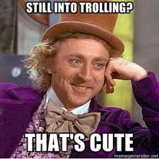 Internet Troll Meme - debating racist internet trolls three simple steps evolving man