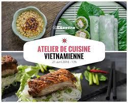 cours cuisine vietnamienne atelier de cuisine vietnamienne 2 kweezine bordeaux 5 mai