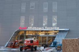 midtown audi service finishing touches complete aesthetic of audi midtown toronto