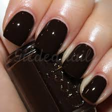 the 25 best brown nail polish ideas on pinterest fall nail