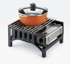 portable table top butane stove cal mil 1363 13 butane stove frame bridge style iwatani model