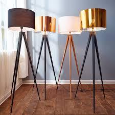 Tripod Lamps Floor Amazon Com Versanora Romanza Tripod Floor Lamp In Black Office