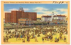 berkeley carteret and monterey hotels asbury park n j