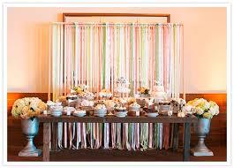 dessert table backdrop backdrops ribbon streamer dessert table backdrop 2046791 weddbook