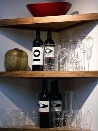 Bakers Rack Wine Corner Wine Storage Unit Wall Wine Glass Storage Corner Bakers