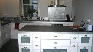 plan de travail cuisine en zinc plan de travail zinc et plan travail en zinc cuisine zinc pr plan de