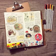 livre cuisine original travelersnotebook journal cuisine originale