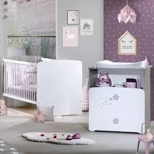 chambre bébé évolutif pack promo ensemble lit bébé évolutif 140x70 commode à langer