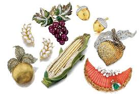 a thanksgiving cornucopia of jewels jewels du jour