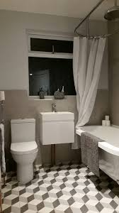 3d cube floor tiles modern bathroom london by tile fire ltd