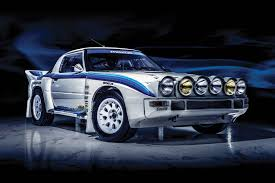 mazda rx this group b spec mazda rx 7 evo works never saw rallying action