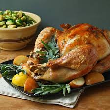 easy roasted turkey w butter i breathe i m hungry