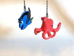 Fan For Kids Room by Finding Dory And Hank The Octopus Fan Pull Nursery Decor Kids