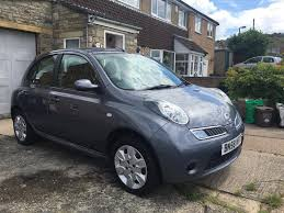 nissan micra top speed nissan micra 1 2 five door car for sale 46 000 miles in elland