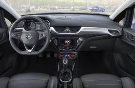 opel cars interior 2015 opel corsa opc revealed with 207 hp 1 6 liter turbo