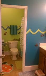 16 best dinosaur room images on pinterest dinosaurs bedroom kids bathroom like the idea of opposite colors in separated areas