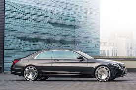 maybach mercedes coupe mercedes 2016 maybach s600 coupe on 24 inch wheels by firstliight