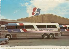 Wyoming travel buses images Don 39 s greyhound bus memories jpg