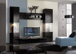 lcd tv wall unit design ideas modern living room unit designs