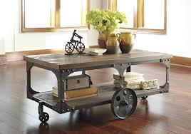 Rustic Coffee Table On Wheels Rustic Coffee Table With Wheels Rustic Coffee Table Wheels