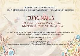 nail salon martinsburg nail salon 25403 euro nails