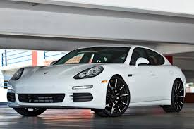 Porsche Panamera Custom - lexani product gallery