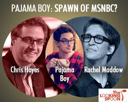 Pajama Boy Meme - the jawa report rachel maddow chris hayes pajama boy