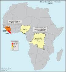 Congo Map Ebola Congo 2014 Map