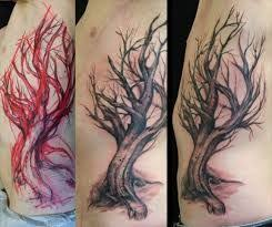the 25 best dead tree ideas on tree tattoos