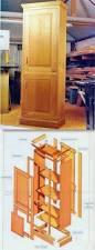 Curio Cabinet Unique Curio Cabinetking Plans Photos Design
