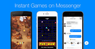 facebook messenger launches instant games techcrunch