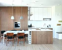 exemple cuisine avec ilot central 50 beau modele de cuisine avec ilot central photos table salle a