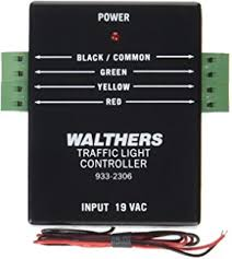 ac traffic light controller sequencer 120vac up to 400w per