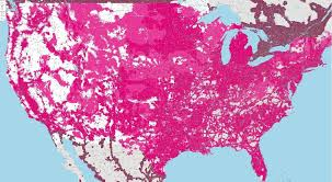 At T Service Map T Mobile Map Update 4 19 2016 Tmobile