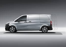 mercedes minivan mercedes benz bolsters commercial van lineup truck news