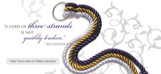 3 cords wedding ceremony god s knot cord of three strands and christian wedding resources