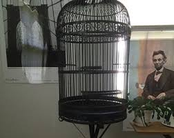 antique bird cage etsy