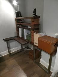 Stand Up Corner Desk Stand Up Corner Desk And Bookshelf In Lewisham Gumtree