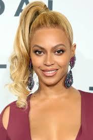 20 new ways to wear a ponytail best celebrity ponytails of 2017