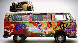 volkswagen van hippie hippie van wallpaper wallpapersafari