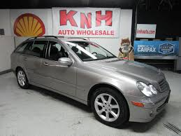 c class mercedes for sale 2005 mercedes c class c240 sportwagon 4matic for sale at knh