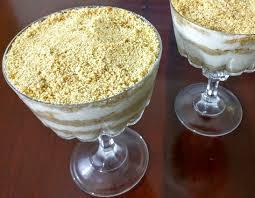 dessert portugais cuisine serradura sawdust pudding 木糠布丁