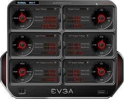 pc fan controller software evga supernova nex1500 classified psu review product showcase software