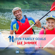 Outdoor Family Picture Ideas 10 Ideas For Fun Family Goals This Summer Dual Credit At Home