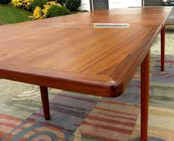 mid century modern dining room sets awesome mid century dining room table vintage danish teak x hutch