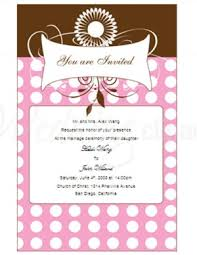 polka dot invitations printable pink polka dot invitation template