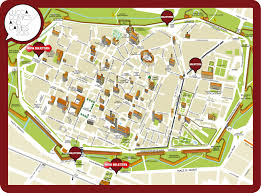 Lucca Italy Map by Map Ticket Lucca Comics U0026 Games 2013
