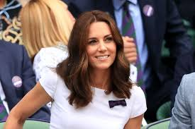 kate middleton s shocking new hairstyle kate and pippa middleton go for wimbledon whites with a twist as