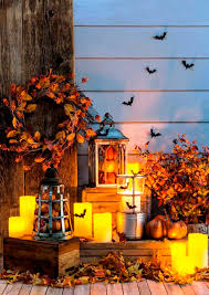 Outdoor Halloween Decorations On Pinterest by Best 25 Rustic Halloween Decorations Ideas On Pinterest Rustic